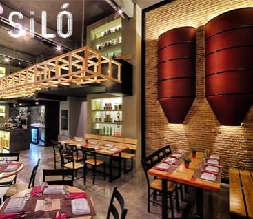 Silo - Νέο Ψυχικό - 18€ από 30€ (Έκπτωση 40%) για Πλήρες Γεύμα 2 Ατόμων για το «Silo The Food Bar» στο Νέο Ψυχικό! Η προσφορά περιλαμβάνει πλήρες γεύμα 2 ατόμων με ελεύθερη επιλογή από τον κατάλογο! Το έμπειρο και φιλικό προσωπικό μας είναι πρόθυμο να σας εξυπηρετήσει και να σας προτείνει τα πιάτα της ημέρας και τις σπεσιαλιτέ μας, χαρίζοντας σας φανταστικές γαστρονομικές εμπειρίες, προκαλώντας τον ουρανίσκο σας, έτσι που δε θα θέλετε να μοιραστείτε το πιάτο σας!!! εικόνα