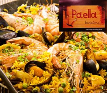 Γεύμα 2 Ατόμων στο Παγκράτι με αυθεντική Ισπανική κουζίνα στο ιστορικό και βραβευμένο «Paella Barcelona». εικόνα